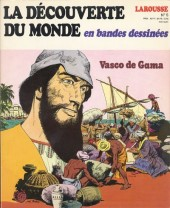 La découverte du monde en bandes dessinées -5- Vasco de Gama