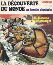 La découverte du monde en bandes dessinées -11- La descente du Mississippi