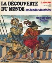 La découverte du monde en bandes dessinées -12- Un corsaire Drake