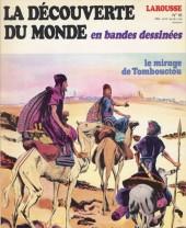 La découverte du monde en bandes dessinées -16- Le mirage de Tombouctou
