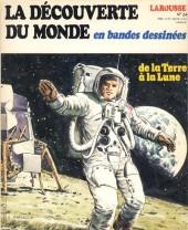 La découverte du monde en bandes dessinées -24- De la Terre à la Lune