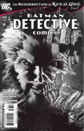 Detective Comics (1937) -838- The Resurrection fo Ra's al Ghul (Part 3)