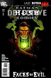 Detective Comics (1937) -852- Reconstruction