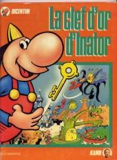 Dicentim le petit franc -1- La clef d'or d'Inator