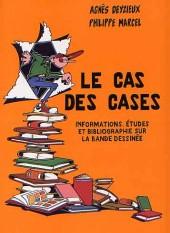 (DOC) Études et essais divers - Le Cas des cases - Informations, études et bibliographie sur la bande dessinée
