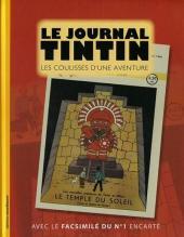 (DOC) Journal Tintin -6- Le Journal Tintin - Les Coulisses d'une aventure