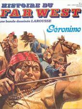 Histoire du Far West -3- Géronimo