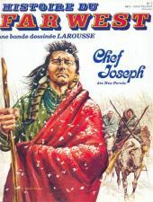 Histoire du Far West -7- Chef Joseph des Nez-Percés