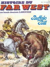 Histoire du Far West -13- Buffalo Bill