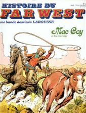 Histoire du Far West -15- Mac Coy et les cow-boys