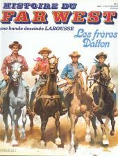 Histoire du Far West -22- Les frères Dalton