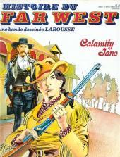 Histoire du Far West -23- Calamity Jane