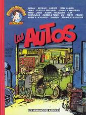 Frank Margerin présente -5- Les autos