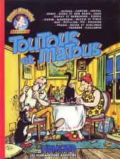 Frank Margerin présente -4- Toutous et matous