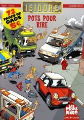 Garage Isidore -HS1- Pots pour rire