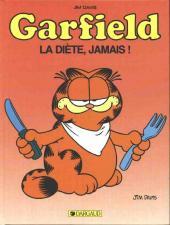 Garfield -7- La diète, jamais !
