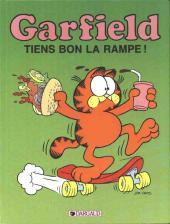 Garfield -10- Tiens bon la rampe !