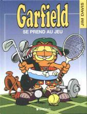 Garfield -24- Garfield se prend au jeu