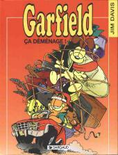 Garfield -26- Ca déménage !