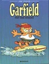 Garfield -28- Garfield fait des vagues