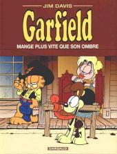 Garfield -34- Garfield mange plus vite que son ombre