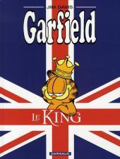 Garfield -43- Le King