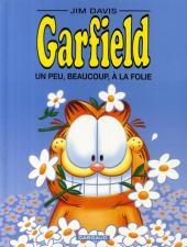 Garfield -47- Garfield un peu, beaucoup, à la folie