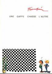 Gaston (Hors-série) -Pira- Une gaffe chasse l'autre