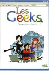 Les geeks -5- Les geekettes contre-attaquent