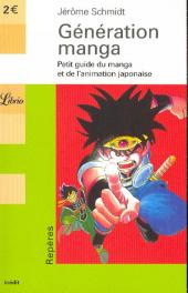 (DOC) Études et essais divers - Génération Manga - Petit guide du manga et de l'animation japonaise