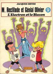 Génial Olivier -9- L'électron et le blason
