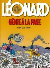 Léonard -Compil2- Génie à la page