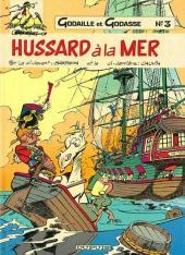 Godaille et Godasse -3- Hussard à la mer