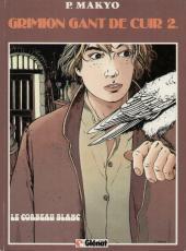 Grimion gant de cuir -2- Le corbeau blanc