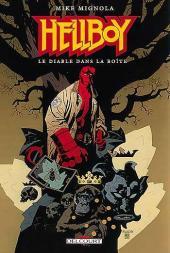 Hellboy (Delcourt) -5- Le Diable dans la boîte