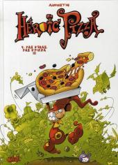 Heroïc pizza