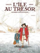 L'Île au trésor, de Robert Louis Stevenson -1- Volume 1