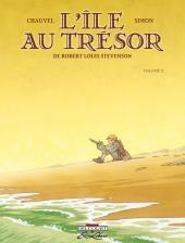 L'Île au trésor, de Robert Louis Stevenson -2- Volume 2