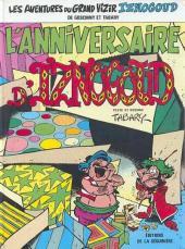 Iznogoud -19- L'anniversaire d'Iznogoud