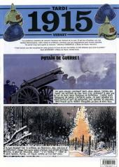Couverture de Putain de guerre ! -2- 1915