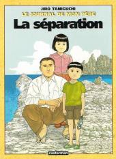 Le journal de mon père -2- La séparation
