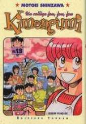 Kimengumi - Un collège fou, fou, fou -13- L'adieu aux loufoques