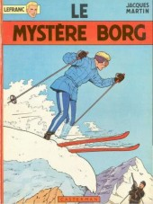 Lefranc -3- Le mystère Borg