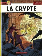 Lefranc -9- La crypte