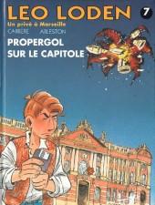 Léo Loden -7- Propergol sur le Capitole