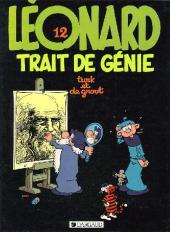 Léonard -12- Trait de génie
