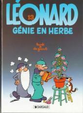 Léonard -13a88- Génie en herbe