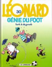 Léonard -30- Génie du foot