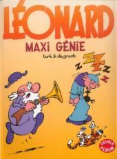 Léonard -HS4- Maxi génie