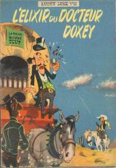 Lucky Luke -7- L'elixir du docteur Doxey